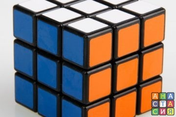 Как проверить правильность сборки кубика Рубика